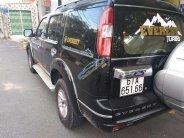 Cần bán xe Ford Everest Limited 2009, đời 2010, màu đen, số sàn giá 395 triệu tại Bình Dương