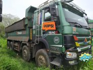 Ngân hàng bán đấu giá xe tải tự đổ Howo sx 2016 giá 950 triệu tại Hà Nội