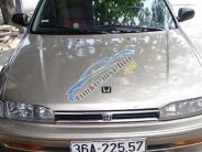 Cần bán gấp Honda Accord đời 1999, xe nhập, giá chỉ 80 triệu giá 80 triệu tại Thanh Hóa