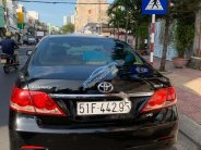 Cần bán gấp Toyota Camry 3.5Q V6 đời 2007, màu đen như mới giá 425 triệu tại Khánh Hòa
