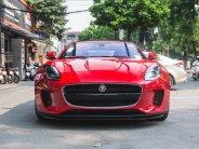 Cần bán xe Jaguar F-Type đời 2018, màu đỏ giá 6 tỷ 414 tr tại Hà Nội