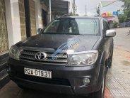 Bán ô tô Toyota Fortuner năm 2012, màu xám, nhập khẩu   giá 625 triệu tại Kon Tum