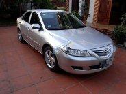 Lên đời bán Mazda 6 đời 2004, màu bạc, nhập khẩu giá 228 triệu tại Quảng Ninh