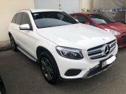 Bán Mercedes GLC250 sx 2016 màu trắng, bản full. giá 1 tỷ 550 tr tại Tp.HCM