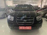 Bán ô tô Hyundai Santa Fe năm 2008, màu đen, xe nhập giá 535 triệu tại Phú Thọ