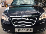Cần bán lại xe Chrysler 200 2.4 AT năm 2011, màu đen, nhập khẩu   giá 780 triệu tại Tp.HCM