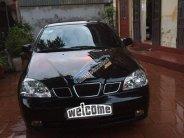 Bán Chevrolet Lacetti sản xuất 2004, màu đen giá 125 triệu tại Thái Bình