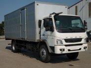 Dòng xe tải Fuso Canter FI thùng dài 6.9m giá 875 triệu tại Hà Nội