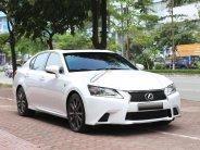 Bán xe Lexus GS đăng ký lần đầu 2012, màu trắng, nhập khẩu nguyên chiếc, giá chỉ 2 tỷ 200 triệu đồng giá 2 tỷ 200 tr tại Hà Nội