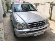 Bán Mercedes ML500 tự động 2003, ĐK 2007 màu bạc giá 263 triệu tại Tp.HCM