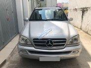 Bán Mercedes ML500 tự động 2003 ĐK 2007, màu bạc xe chính chủ giá 263 triệu tại Tp.HCM