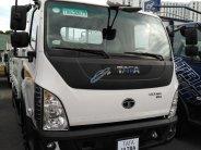 Bán xe tải TATA 7T thùng lửng 6m2, giá rẻ trả góp vay cao giá 545 triệu tại Tiền Giang