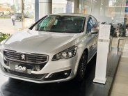 Cần bán Peugeot 508 đời 2015, màu bạc, nhập khẩu nguyên chiếc giá 1 tỷ 30 tr tại Hà Nội