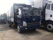 Xe tải Faw 7T3 thùng dài 6m3 máy Hyundai chính hãng D4DB| Hỗ trợ trả góp giá 450 triệu tại Bình Dương