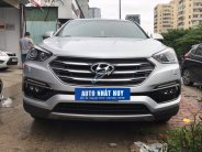Bán Hyundai Santa Fe 2.2AT đời 2016, màu bạc, giá 915tr giá 915 triệu tại Hà Nội