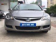 Cần bán xe Honda Civic 1.8 MT đời 2007, màu xám giá 315 triệu tại Hà Nội