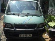 Cần bán Toyota Hiace năm 2001, màu xanh lam giá 105 triệu tại Tp.HCM