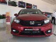 Honda Brio RS 2021 TP. HCM khuyến mãi khủng, giá 450tr, nhận xe từ 140t giá 450 triệu tại Tp.HCM