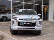 Mitsubishi Triton máy dầu, số tự động, hai cầu giá rẻ khuyến mại hấp dẫn giá 818 triệu tại Hà Nội
