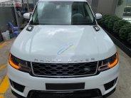 Bán LandRover Range Rover Sport HSE đời 2019, màu trắng, nhập khẩu nguyên chiếc giá 5 tỷ 709 tr tại Tp.HCM