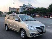 Cần bán lại xe Toyota Innova J sản xuất 2007, màu vàng  giá 230 triệu tại Hà Nội