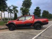 Bán Mitsubishi Triton GLS đời 2010, màu đỏ, nhập khẩu, máy dầu số tự động giá 336 triệu tại Hòa Bình