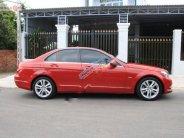 Bán Mercedes C200 năm sản xuất 2011, màu đỏ xe gia đình giá 596 triệu tại BR-Vũng Tàu