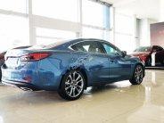 Cần bán Mazda 6 2.5L Premium sản xuất 2018, màu xanh lam, giá 999tr giá 999 triệu tại Quảng Ninh