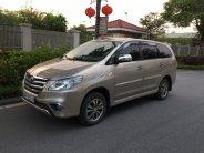 Chính chủ tôi cần bán chiếc Toyota Innova 2.0E 2013 số sàn, màu cát vàng, chính chủ tôi đang sử dụng, LH 0979068462 giá 415 triệu tại Hà Nội