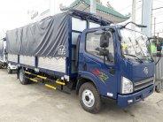 Xe tải Faw 8 tấn máy Hyundai D4DB ga cơ đời, màu xanh giá 500 triệu tại Bình Dương
