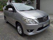 Bán Toyota Innova E đời 2013, màu bạc, xe gia đình, giá tốt giá 410 triệu tại Tp.HCM