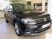 Bán Volkswagen Tiguan Allspace năm 2019, màu đen, nhập khẩu nguyên chiếc giá 1 tỷ 729 tr tại Khánh Hòa