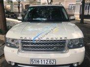 Bán LandRover Range Rover sản xuất 2008, màu trắng xe gia đình giá 1 tỷ 30 tr tại Tp.HCM