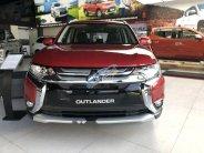 Bán Mitsubishi Outlander đời 2019, màu đỏ, giá 807tr giá 807 triệu tại Đà Nẵng