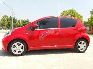 Bán xe Toyota Aygo năm 2012, màu đỏ, xe nhập số tự động, giá 225tr giá 225 triệu tại Hà Nội