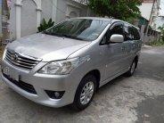 Bán xe Toyota Innova E năm 2013, màu bạc còn mới giá 410 triệu tại Tp.HCM