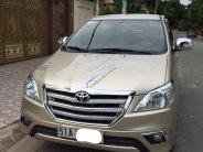 Bán xe Toyota Innova 2014 số sàn, xe gia đình, chỉnh chủ, không kinh doanh giá 445 triệu tại Tp.HCM