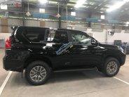 Bán Toyota Prado 2.7 VX năm 2019, màu đen, nhập khẩu   giá 2 tỷ 340 tr tại Tp.HCM