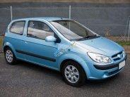 Chính chủ bán Hyundai Getz 2010, màu xanh lam, nhập khẩu nguyên chiếc giá 200 triệu tại Bình Dương