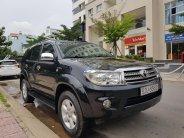 Bán Toyota Fortuner 2.7V đời 2009 Auto, màu đen, gia đình sử dụng mới 95% giá 468 triệu tại Tp.HCM