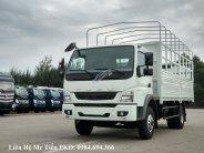 Bán xe tải nhập khẩu Mitsubishi Fuso FA Nhật Bản tải 5.5 tấn, thùng dài 5.28m, đủ các loại thùng giá 755 triệu tại Hà Nội