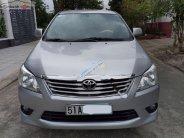 Cần bán Toyota Innova 2.0E đời 2013, màu bạc, số sàn  giá 405 triệu tại Tp.HCM