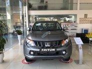 Mitsubishi Triton số tự động, nhập Thái, lợi dầu 7L/100km, cho vay 80% lãi ưu đãi. Gọi: 0905.91.01.99 giá 586 triệu tại Đà Nẵng