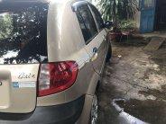 Cần tiền bán Hyundai Getz đời 2010, màu vàng cát, xe nhập giá 255 triệu tại Đắk Lắk