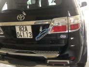 Bán gấp Toyota Fortuner đời 2012, màu đen số sàn giá 645 triệu tại Kon Tum