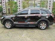 Bán Chevrolet Captiva LTZ 2.4 năm 2007, màu đen giá 326 triệu tại Tp.HCM