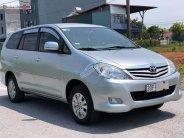 Cần bán lại xe Toyota Innova G đời 2008, màu bạc giá 330 triệu tại Thái Bình