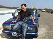 Bán Lada 2107 đời 1985, màu xanh lam, giá tốt giá 40 triệu tại Tây Ninh