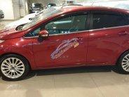 Bán ô tô Ford Fiesta Ecoboost 2014, màu đỏ, giá tốt giá 379 triệu tại Tp.HCM