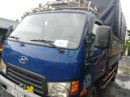 Cần bán xe tải HD65 đời 2009 đăng ký 2010 tải 1 tấn 8, thùng kèo mui bạt giá rẻ giá 340 triệu tại Tp.HCM